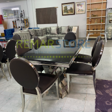 mesa elegante+ 6 sillas