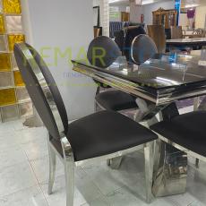 mesa elegante + 6 sillas